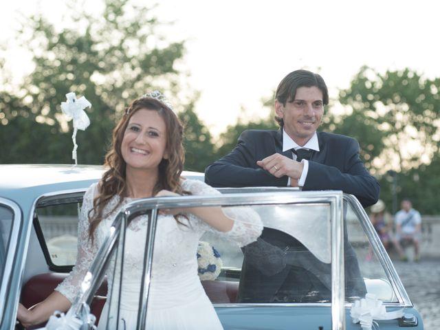 Il matrimonio di Fabrizio e Irene a Roma, Roma 8