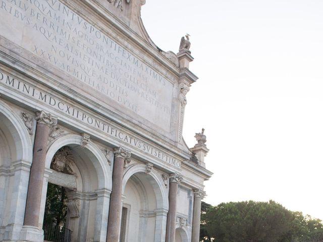 Il matrimonio di Fabrizio e Irene a Roma, Roma 9