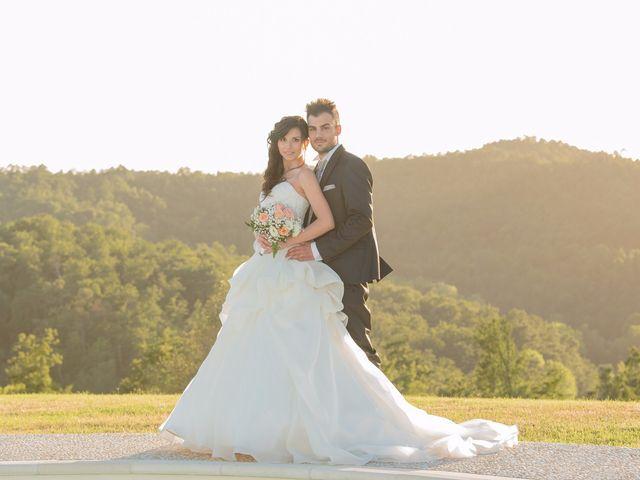 Le nozze di Andrea e Rossella