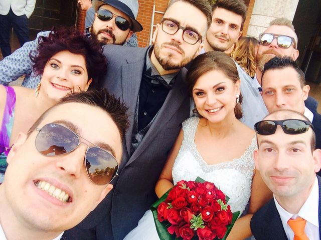 Il matrimonio di Gabriele e Elisa a Verona, Verona 10