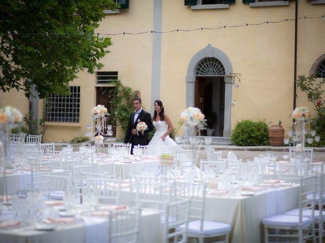 Il matrimonio di Enrichetta e Cristian a Collesalvetti, Livorno 3