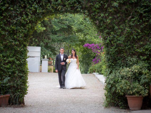Il matrimonio di Enrichetta e Cristian a Collesalvetti, Livorno 5