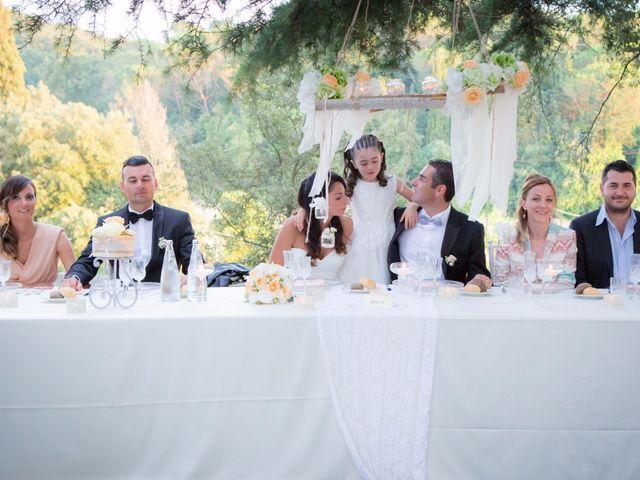 Il matrimonio di Enrichetta e Cristian a Collesalvetti, Livorno 6