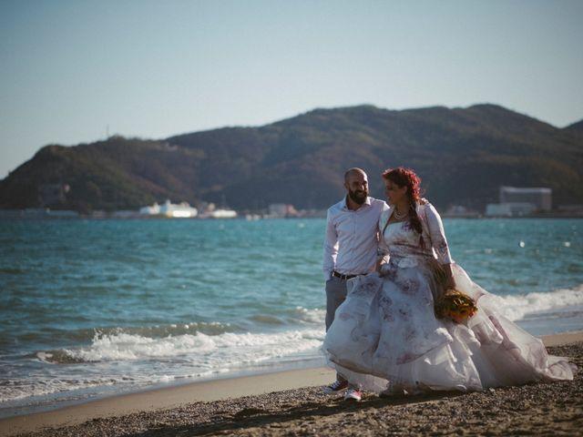 Il matrimonio di Giulio e Jasmina a Savona, Savona 54
