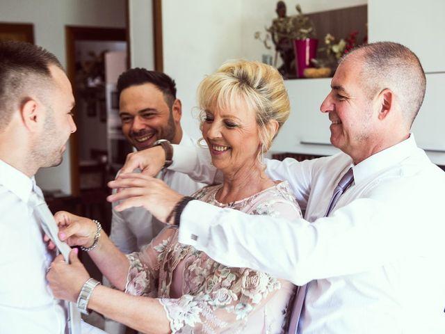 Il matrimonio di Davide e Laura a Meda, Monza e Brianza 4