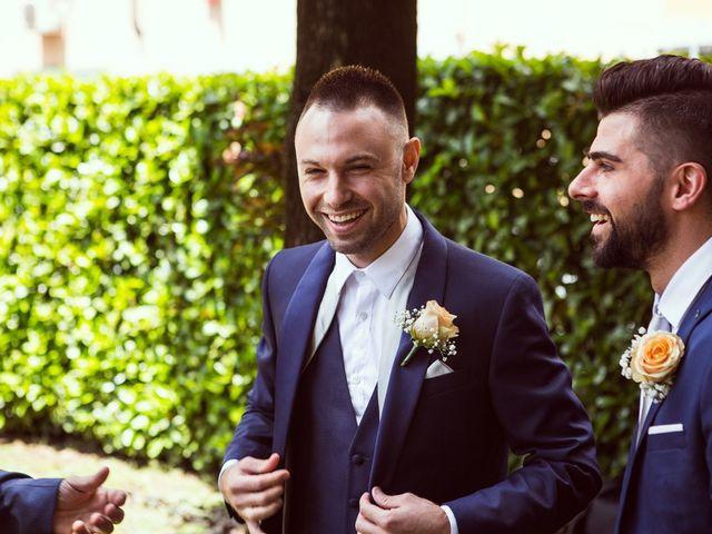 Il matrimonio di Davide e Laura a Meda, Monza e Brianza 8