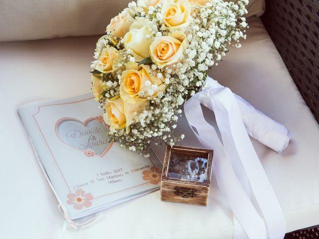Il matrimonio di Davide e Laura a Meda, Monza e Brianza 12