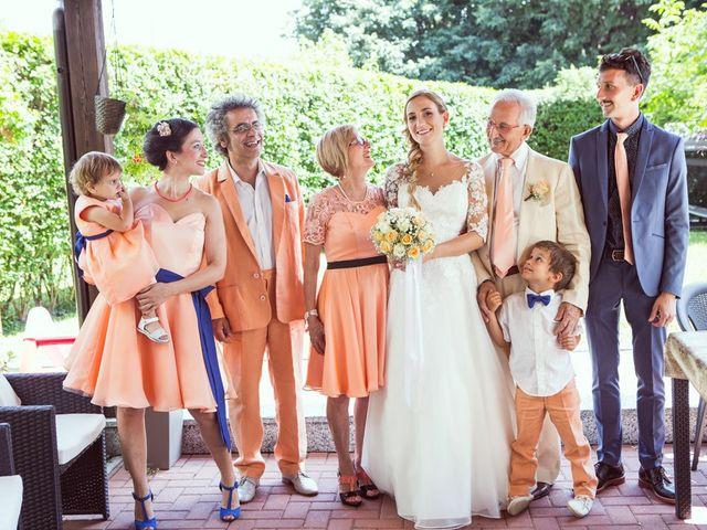 Il matrimonio di Davide e Laura a Meda, Monza e Brianza 15