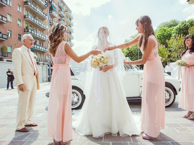 Il matrimonio di Davide e Laura a Meda, Monza e Brianza 18