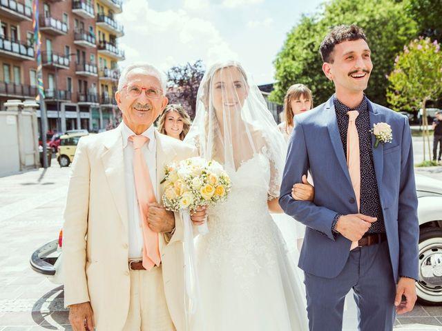 Il matrimonio di Davide e Laura a Meda, Monza e Brianza 19