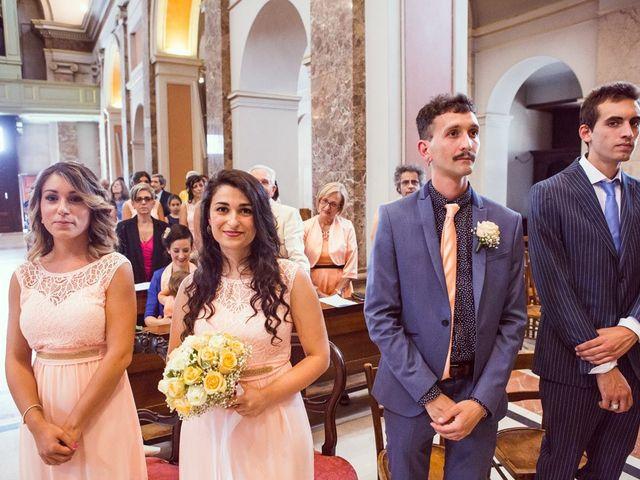 Il matrimonio di Davide e Laura a Meda, Monza e Brianza 20