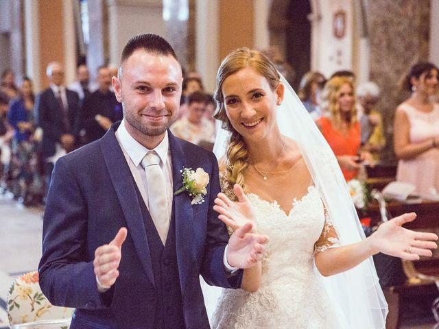 Il matrimonio di Davide e Laura a Meda, Monza e Brianza 23