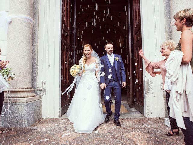 Il matrimonio di Davide e Laura a Meda, Monza e Brianza 25