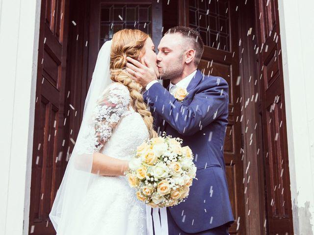 Il matrimonio di Davide e Laura a Meda, Monza e Brianza 26