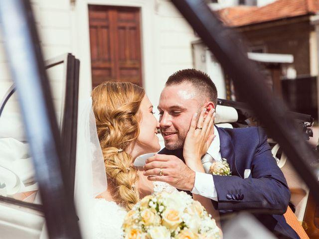 Il matrimonio di Davide e Laura a Meda, Monza e Brianza 28