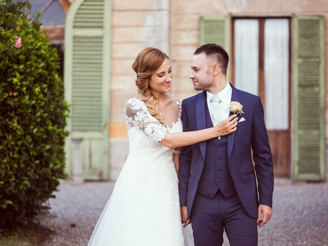 Il matrimonio di Davide e Laura a Meda, Monza e Brianza 35