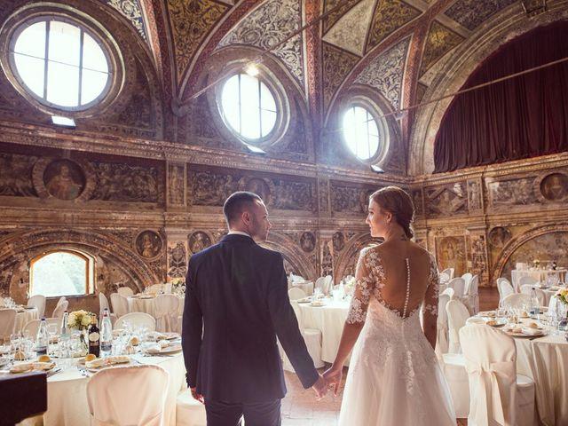 Il matrimonio di Davide e Laura a Meda, Monza e Brianza 43