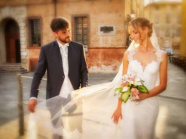 Il matrimonio di Simone e Barbara a Modena, Modena 44