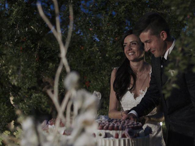le nozze di Paola e Pietro
