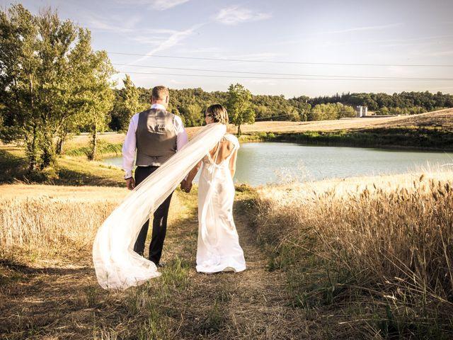 Il matrimonio di Vanessa e Maxence a Siena, Siena 8