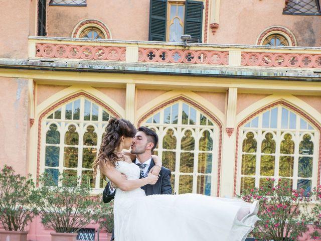 Il matrimonio di Amedeo e Martina a Genova, Genova 10