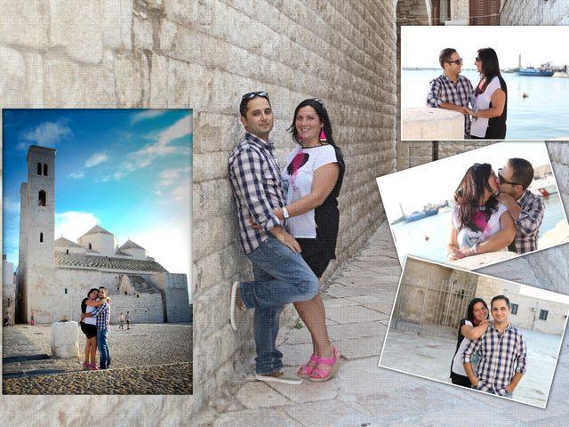 Il matrimonio di giuseppe e mariangela a Bari, Bari 2