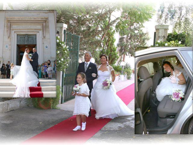 Il matrimonio di giuseppe e mariangela a Bari, Bari 8