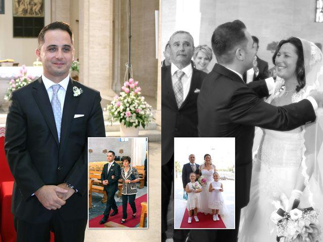 Il matrimonio di giuseppe e mariangela a Bari, Bari 9