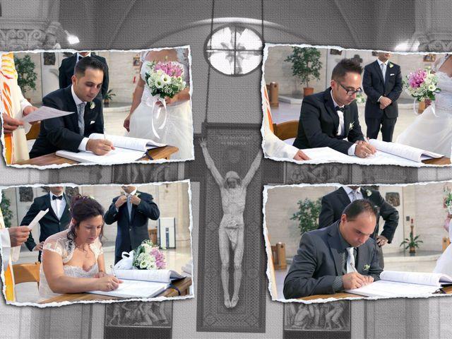 Il matrimonio di giuseppe e mariangela a Bari, Bari 12