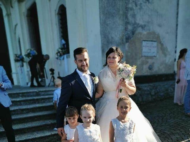 Il matrimonio di Paola e Ivan a Varallo Pombia, Novara 3