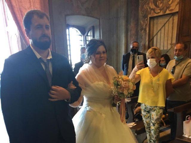 Il matrimonio di Paola e Ivan a Varallo Pombia, Novara 5