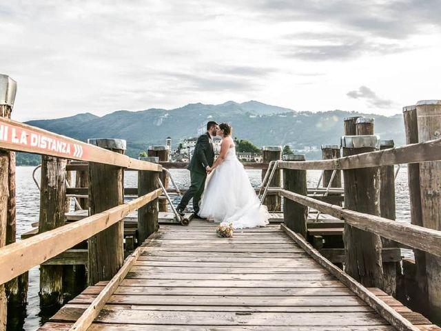 Le nozze di Ivan e Paola