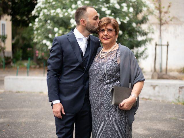 Il matrimonio di Manuel e Teresa a Roma, Roma 12
