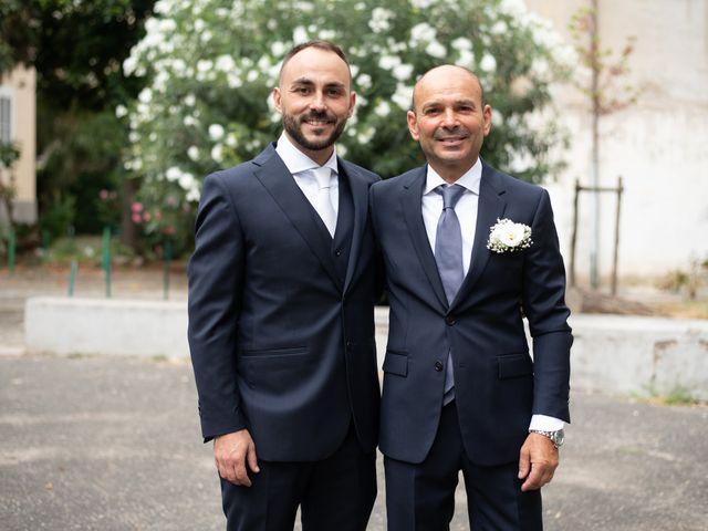 Il matrimonio di Manuel e Teresa a Roma, Roma 13