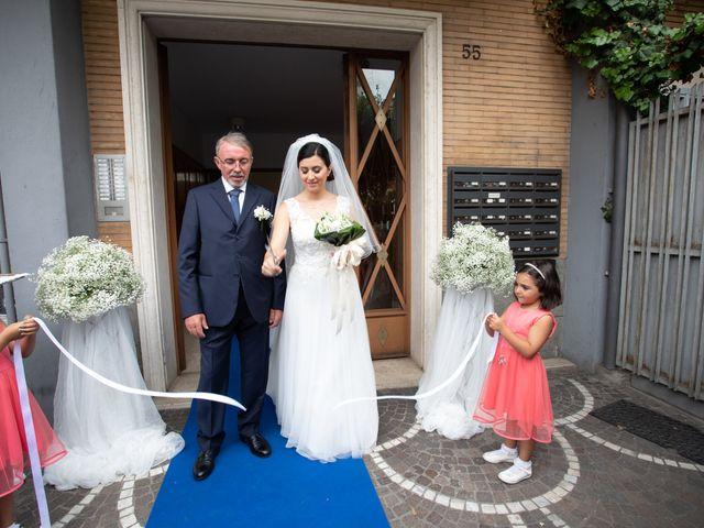 Il matrimonio di Manuel e Teresa a Roma, Roma 32