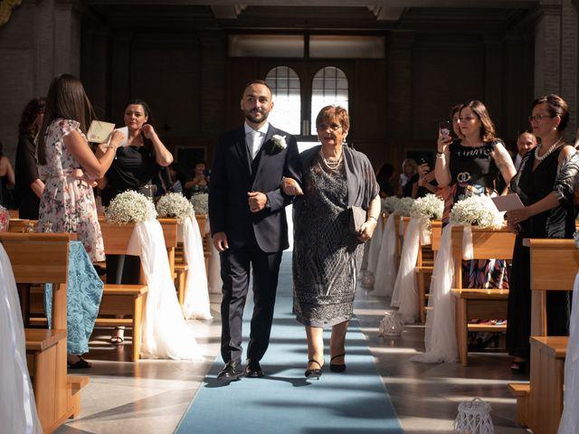 Il matrimonio di Manuel e Teresa a Roma, Roma 33