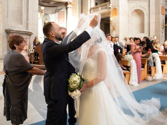 Il matrimonio di Manuel e Teresa a Roma, Roma 35