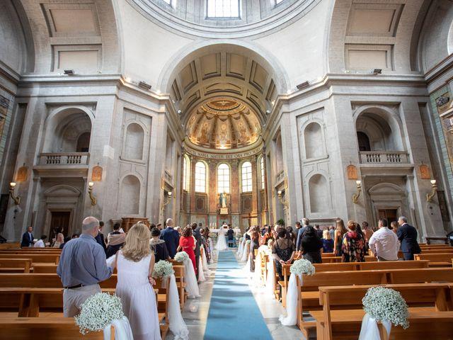 Il matrimonio di Manuel e Teresa a Roma, Roma 36
