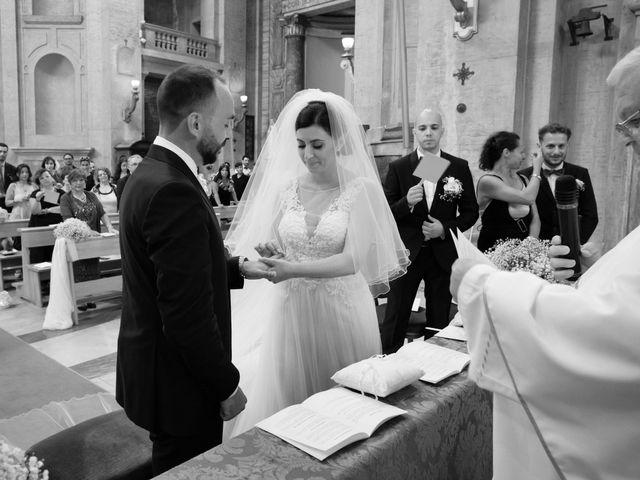 Il matrimonio di Manuel e Teresa a Roma, Roma 38