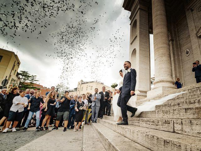 Il matrimonio di Manuel e Teresa a Roma, Roma 44