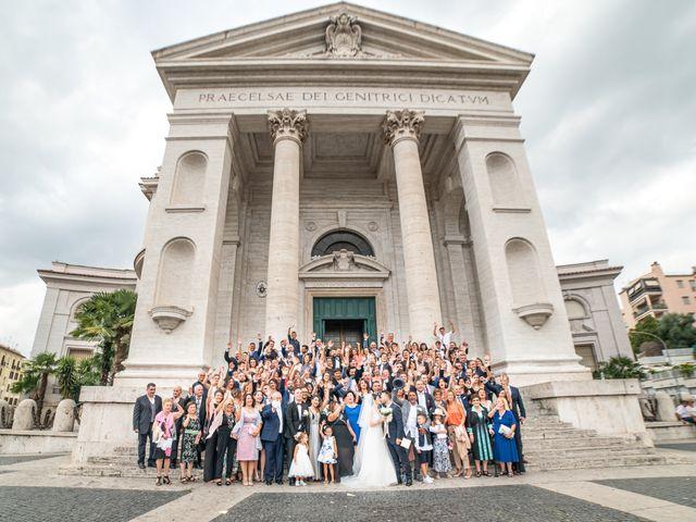 Il matrimonio di Manuel e Teresa a Roma, Roma 45