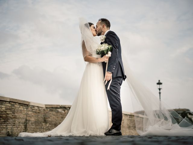 Il matrimonio di Manuel e Teresa a Roma, Roma 46