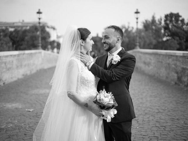 Il matrimonio di Manuel e Teresa a Roma, Roma 47