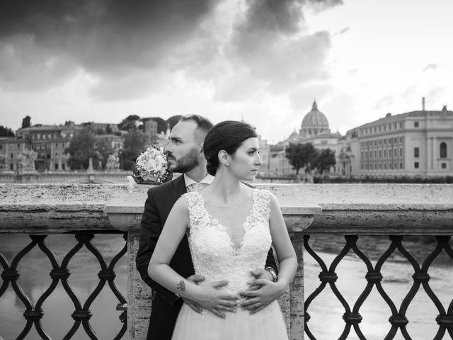 Il matrimonio di Manuel e Teresa a Roma, Roma 51