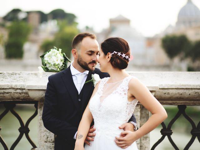 Il matrimonio di Manuel e Teresa a Roma, Roma 52