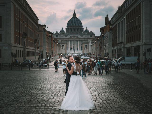 Il matrimonio di Manuel e Teresa a Roma, Roma 53