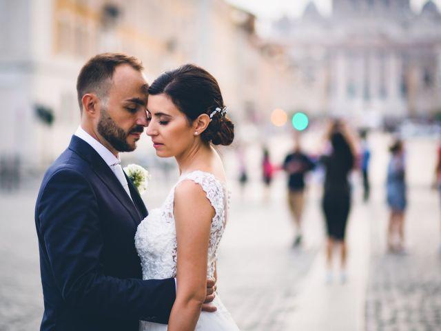 Il matrimonio di Manuel e Teresa a Roma, Roma 54