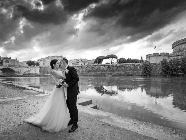 Il matrimonio di Manuel e Teresa a Roma, Roma 55