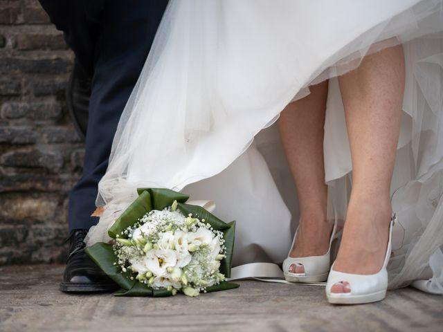 Il matrimonio di Manuel e Teresa a Roma, Roma 58