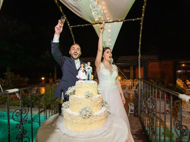 Il matrimonio di Manuel e Teresa a Roma, Roma 78